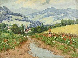 18: NEOGRADY (HUNGARIAN 1896-1962) Village