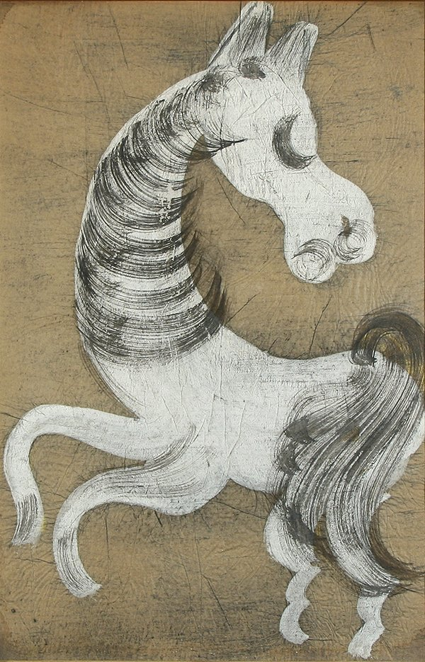 8: FERREIRA (MEXICAN 1882-1977) El Caballito