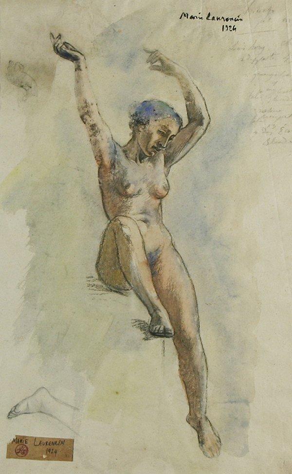 10: LAURENCIN (FRENCH 1883-1956) Figure