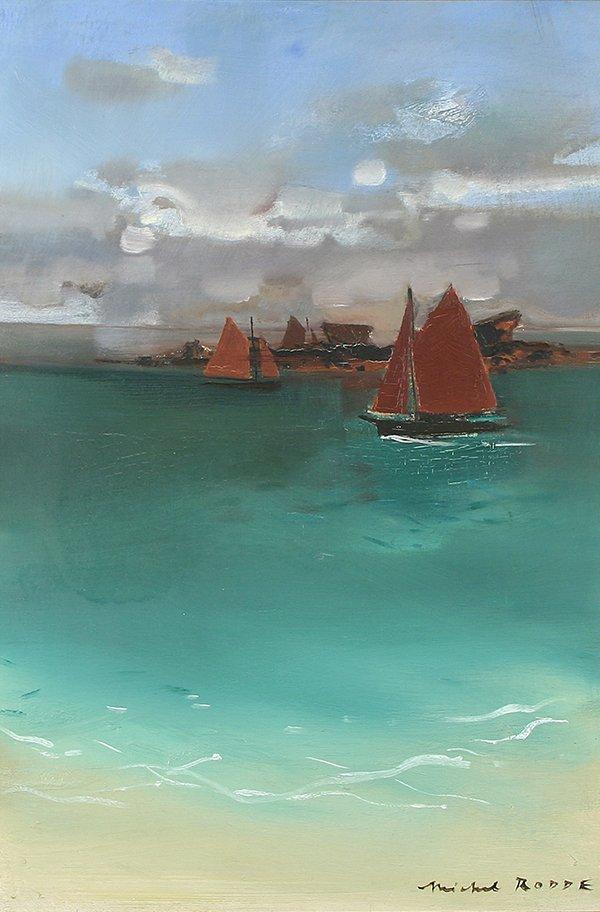 11: RODDE (FRENCH B1913) Sailboats