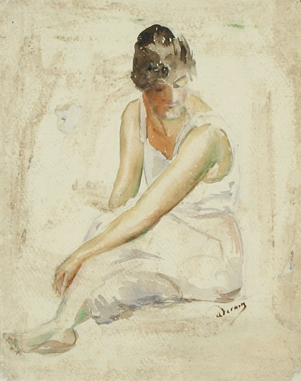 15: DERAIN (FRENCH 1880-1954) Figure