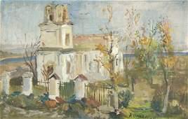 143: OSMERKIN (RUSSIAN/UKRANIAN 1892-1953)