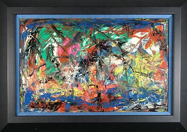 "SCARLETT (AMERICAN 1891-1984)  ""Untitled"""