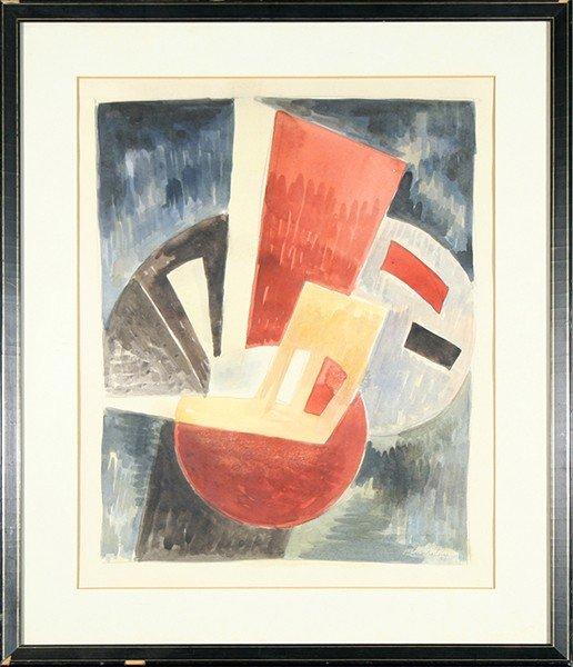 """EXTER (RUSSIAN 1882-1949 )""""Design"""""""