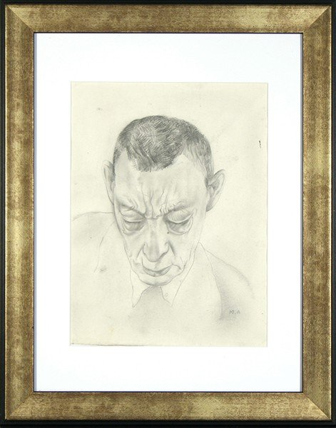 "ANNENKOFF (RUSSIAN 1889-1974 )""Rachmaninoff"""