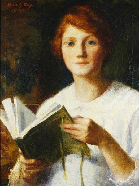 MARIE DANFORTH PAGE (AMERICAN 1869-1940) - 4