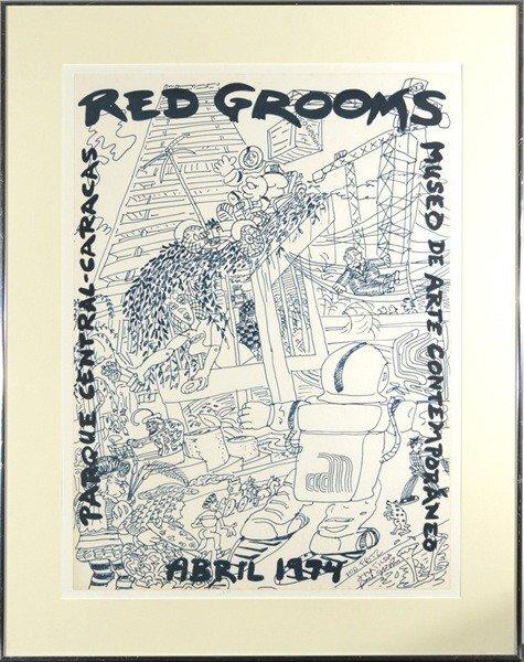 11: RED GROOMS AMERICAN B1937
