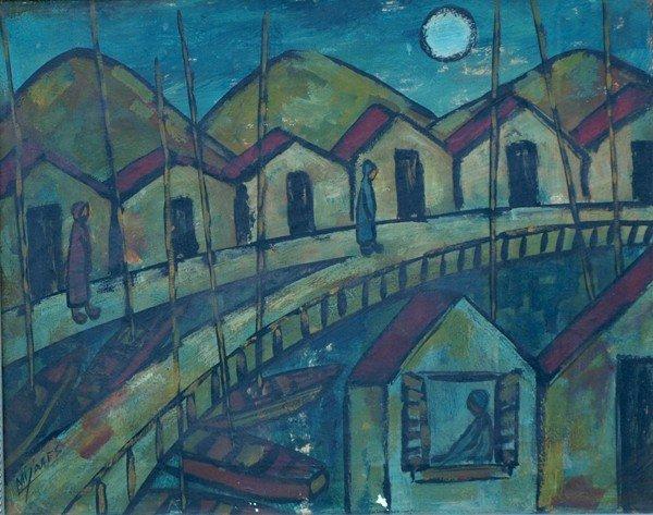25: JOSE MIJARES CUBAN 1921-2004