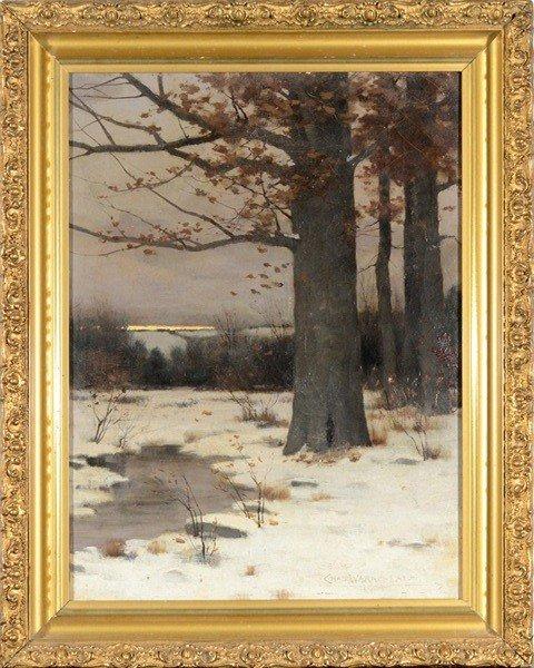 68: CHARLES WARREN EATON AMERICAN 1857-1937
