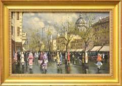 ANTAL BERKES HUNGARIAN 1874-1938