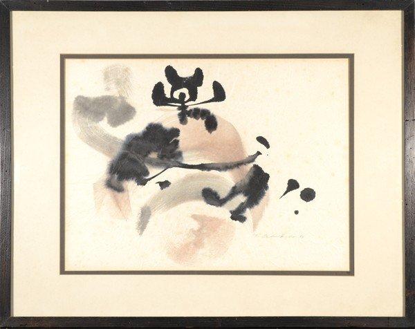 21: TETSUO OCHIKUBO (CHINESE/ AMERICAN  1923 - 1975)