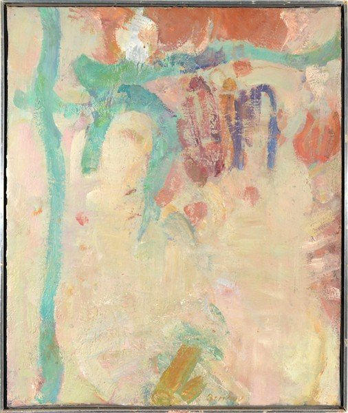 24: HANNAH BEN DOV (ISRAELI 1920-2009)