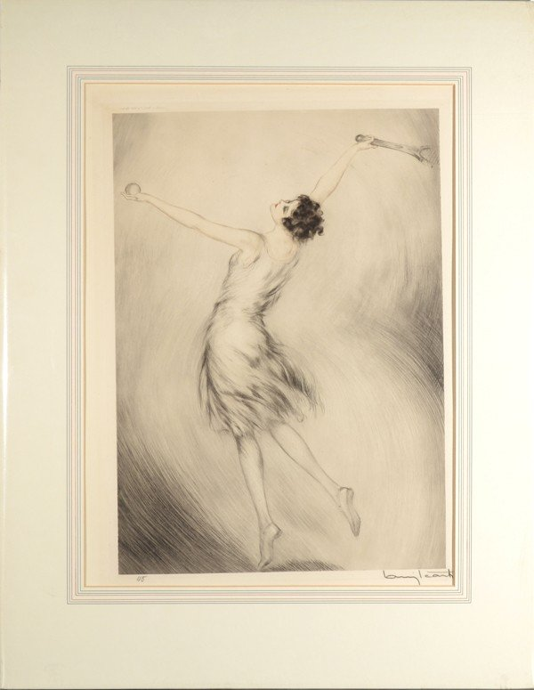 4: LOUIS ICART (FRENCH 1888-1950)