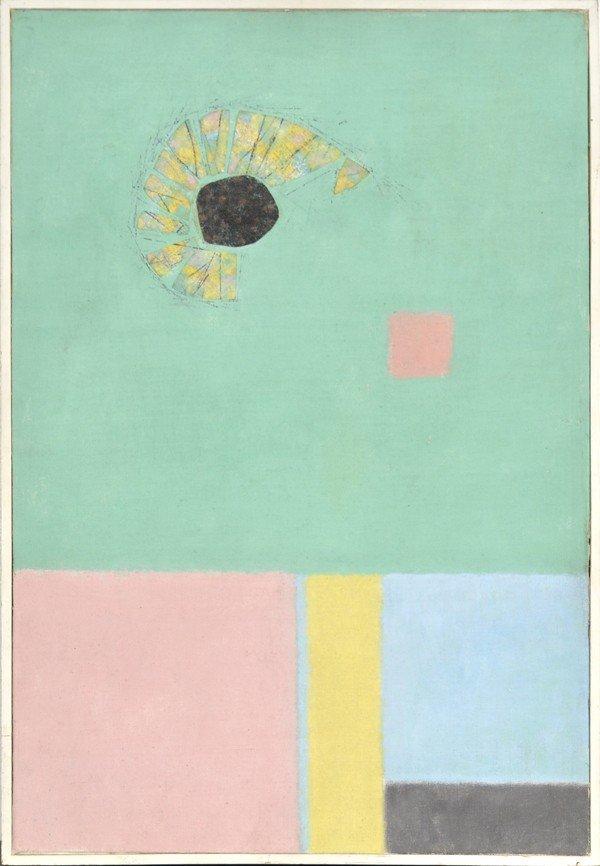 8: DORIS LEE  ( AMERICAN 1905-1983)