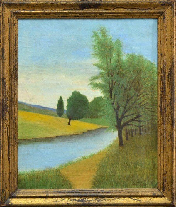 13: EMILE PIERRE BRANCHARD (AMERICAN 1881-1938)