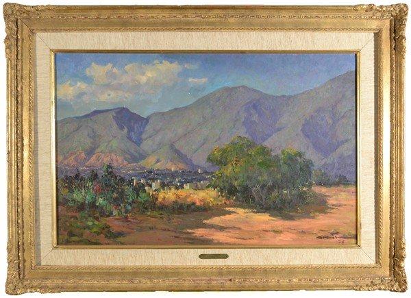 18: RAMON ORRIT (MEXICAN  20TH CENTURY)