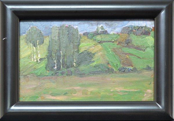 21: BORIS  ANISFELD  ( RUSSIAN 1879-1973)