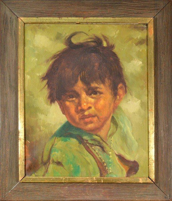 104: NICOLAI IVANOVICH FECHIN  (RUSSIAN/AMER 1881-1955)