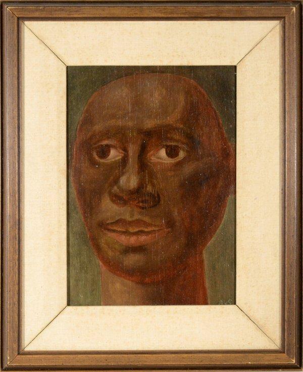 "13: ALEXEY VON SHLIPPE RUSSIAN 1915-1988 ""Portrait of a"