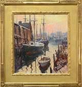 154 EMILE GRUPPE AMERICAN 18961978 Gloucester