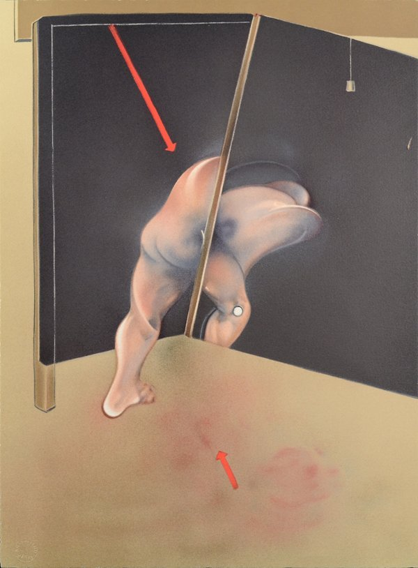 7: FRANCIS BACON BRITISH 1909-1992