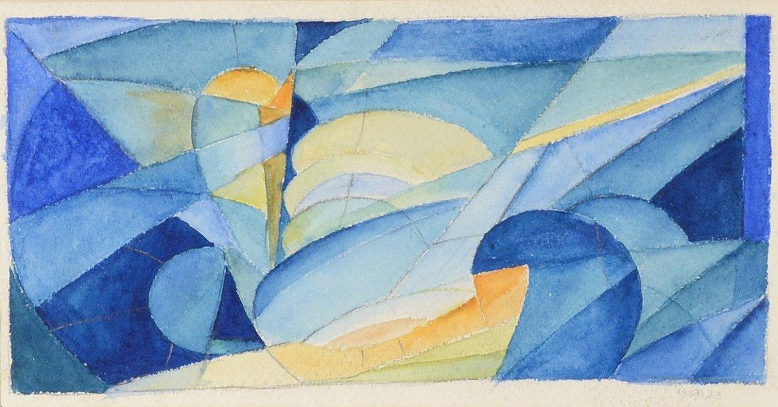 1: PAUL KELPE (GERMAN/AMERICAN 1902-1985) - 2