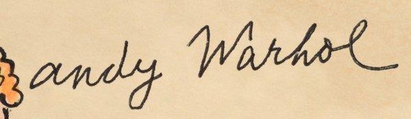 5: ANDY WARHOL (AMERICAN 1928-1987) - 2