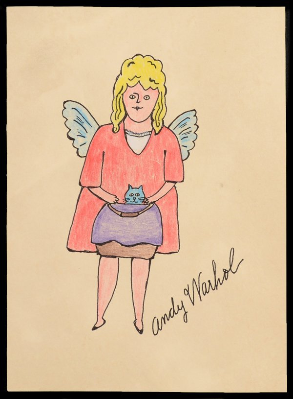 6: ANDY WARHOL (AMERICAN 1928-1987)