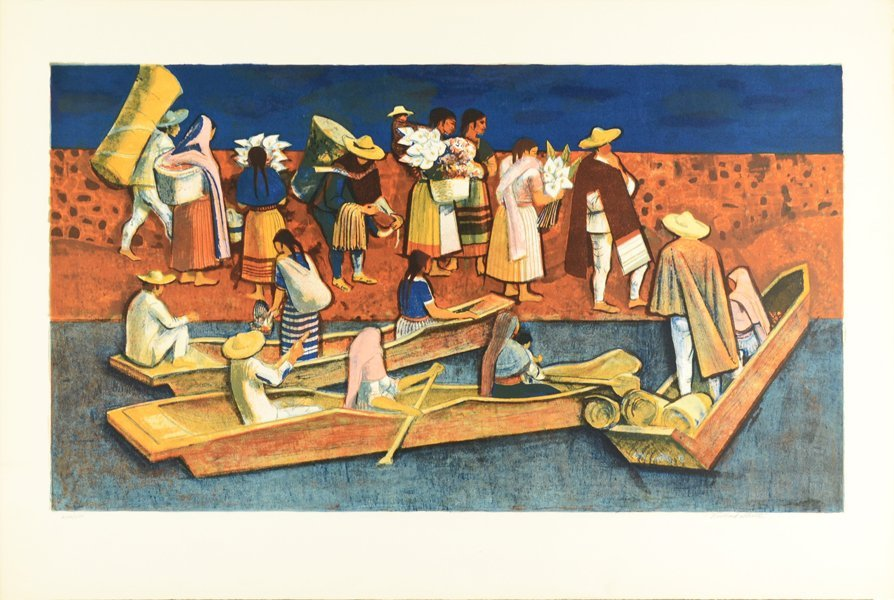 13: MILLARD SHEETS (AMERICAN 1907-1989)