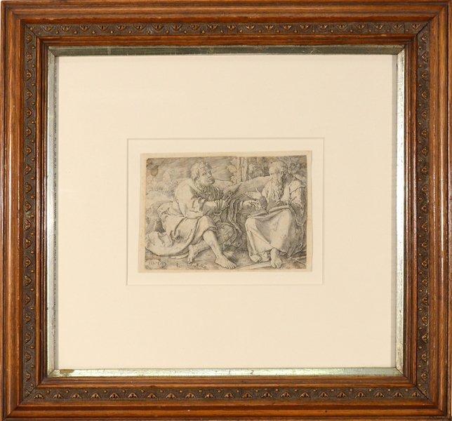 15: LUCAS VAN LEYDEN (DUTCH 1493-1533)