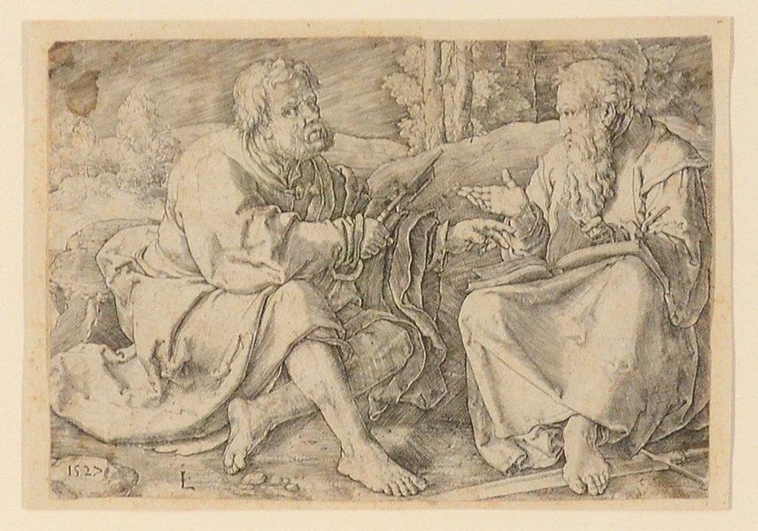 15: LUCAS VAN LEYDEN (DUTCH 1493-1533) - 2