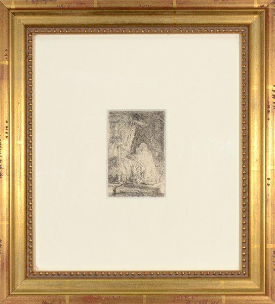 17: REMBRANT  VAN RIJA (REMBRANT) (DUTCH 1606-1