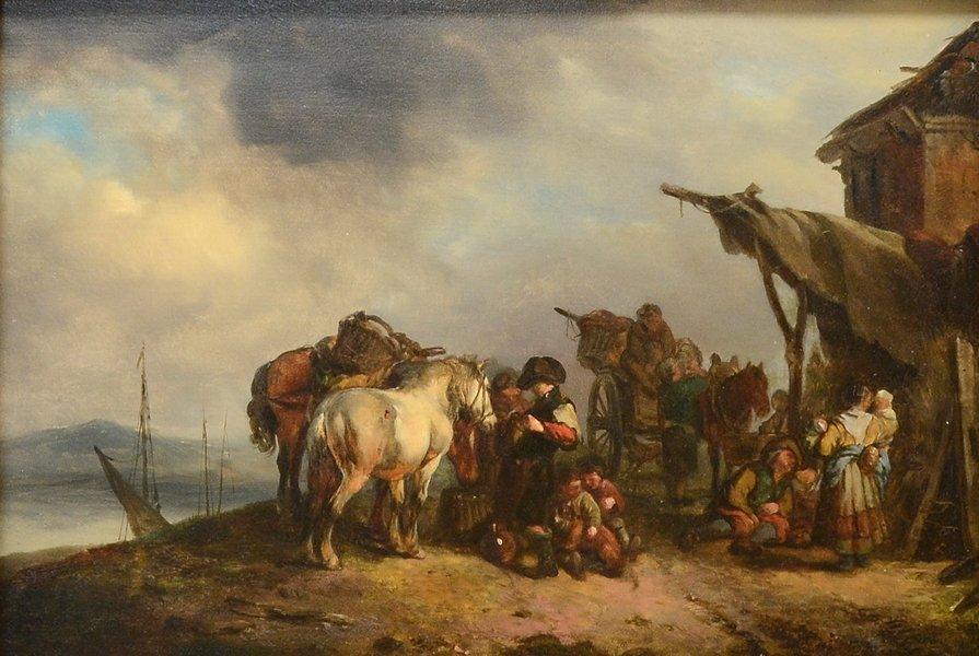 20: PHILIPS WOUWERMAN (DUTCH 1619-1668) - 2
