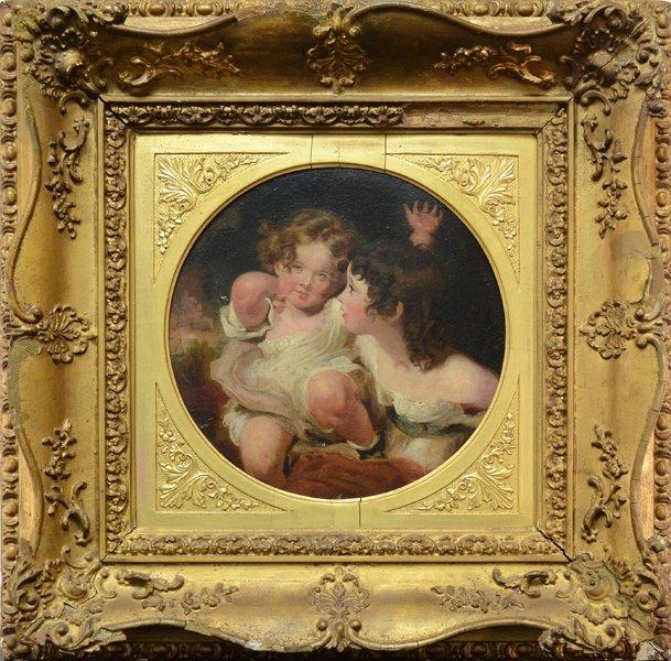 23: SIR THOMAS LAWRENCE (AFTER) (BRITISH 1769-1830)