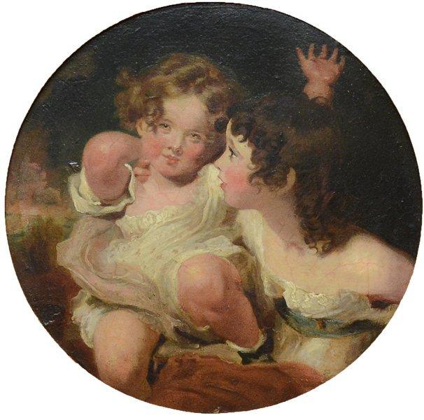 23: SIR THOMAS LAWRENCE (AFTER) (BRITISH 1769-1830) - 2