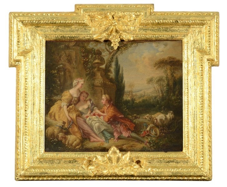 25: FRANCOIS BOUCHER (ATTR) (FRENCH 1703-1770)