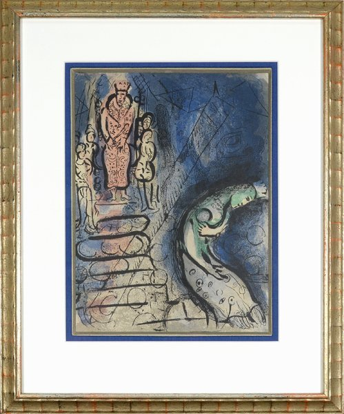 27: MARC CHAGALL (FRENCH 1887-1985)