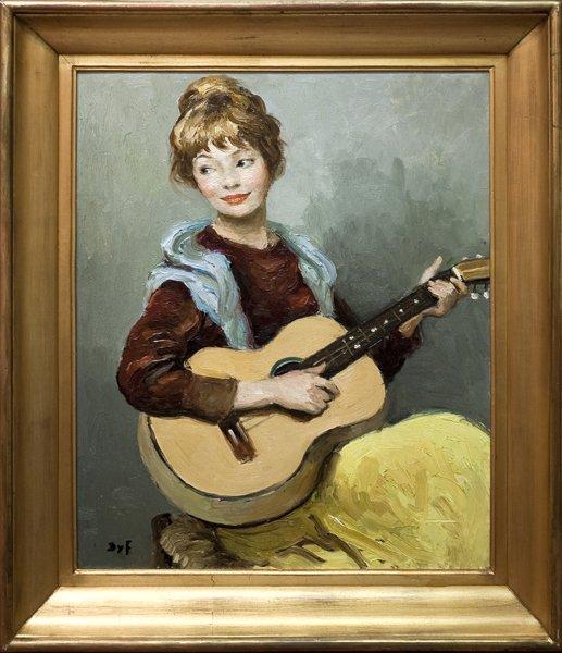 34: MARCEL DYF (FRENCH 1899-1985)