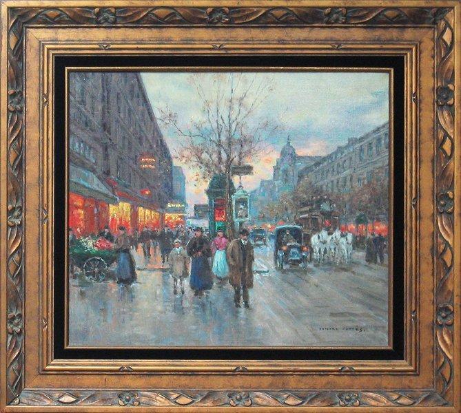 36: EDOUARD CORTES (FRENCH 1882-1969)