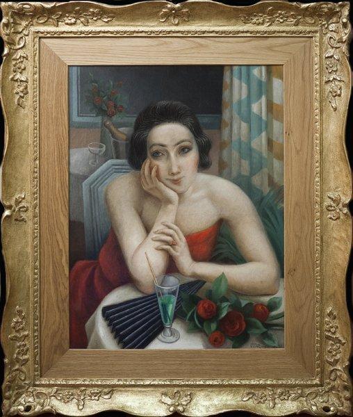 44: JEAN METZINGER (FRENCH 1883-1956)