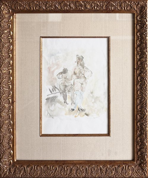 45: JULES PASCIN (FRENCH 1885-1930)