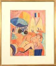 52: ALFRED RETH (ATTR) (FRENCH 1884-1966)