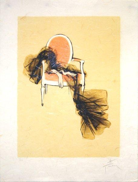 54: RENE GRUAU (FRENCH/ITALIAN/AMERICAN 1909-2004)