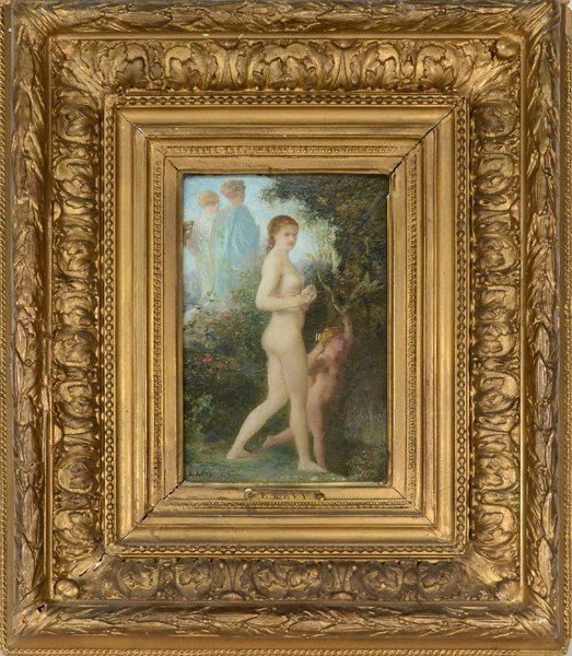 59: EMILE LEVY (FRENCH 1826-1890)