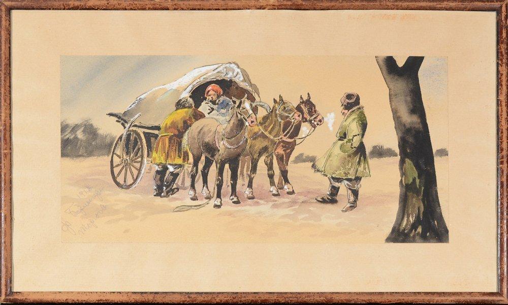69: EDMUND BERINGER (GERMAN 1843-1929)
