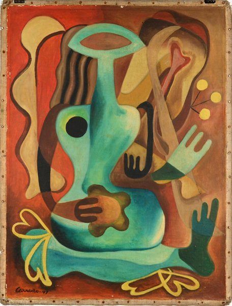 82: MARIO CARRENO (CUBAN/AMERICAN/ CHILEAN 1913-1999)