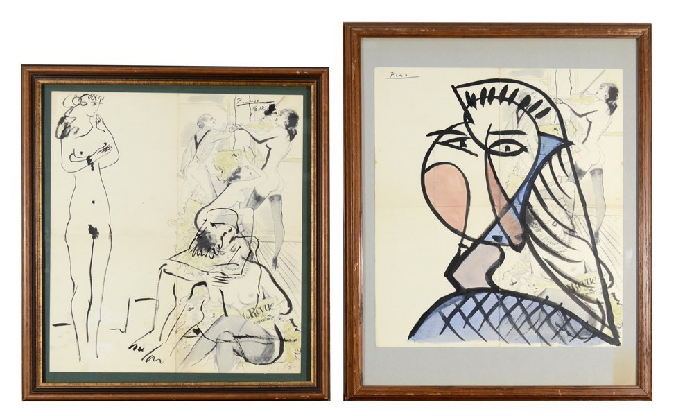 248: PABLO PICASSO (AFTER) (SPANISH 1891-1973)