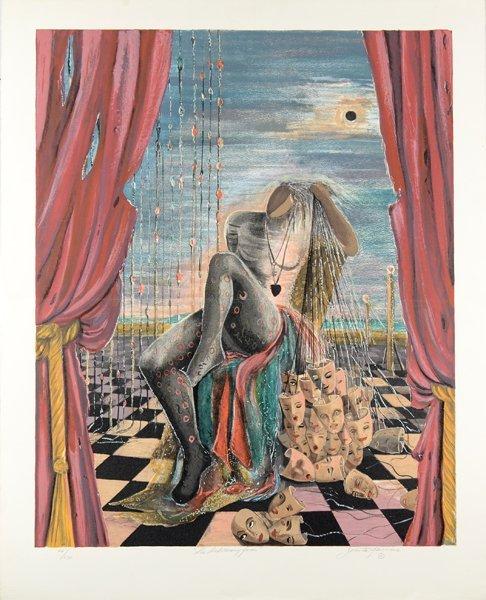 257: JUANITA GUCCIONE (AMERICAN 1904-1999)
