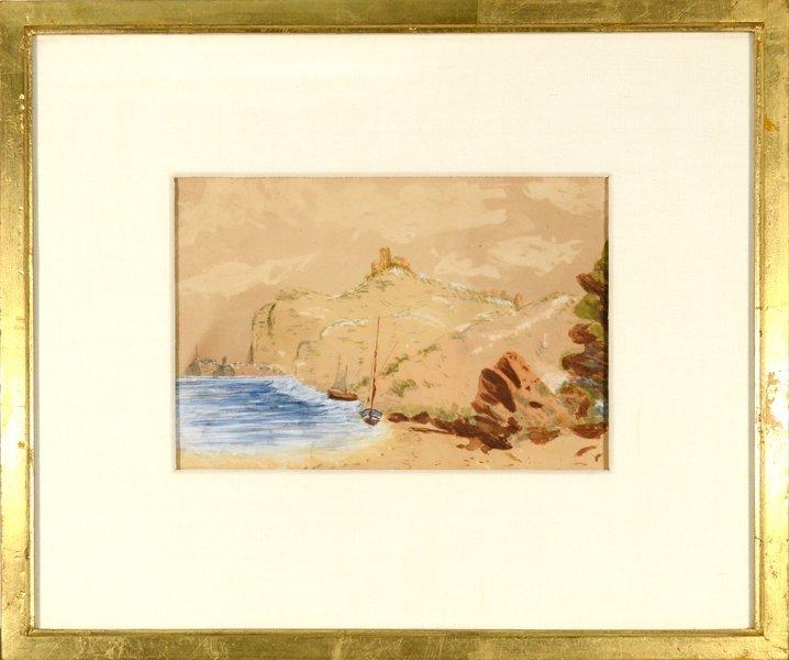 EDWIN CHARLES P. HOLMAN (ATTR) (BRITISH 1882-1955)