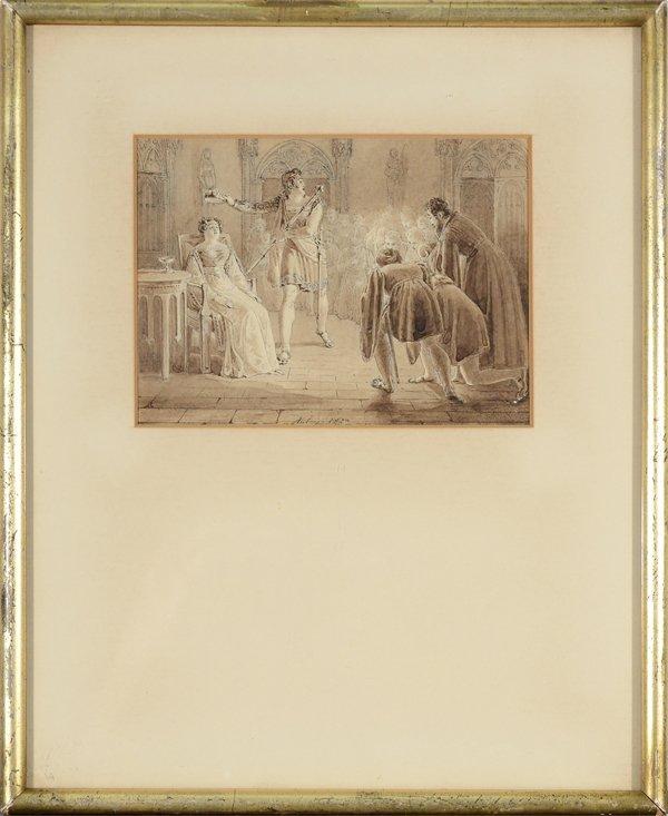 LOUIS FRANCOIS AUBREY FRENCH 1767-1851